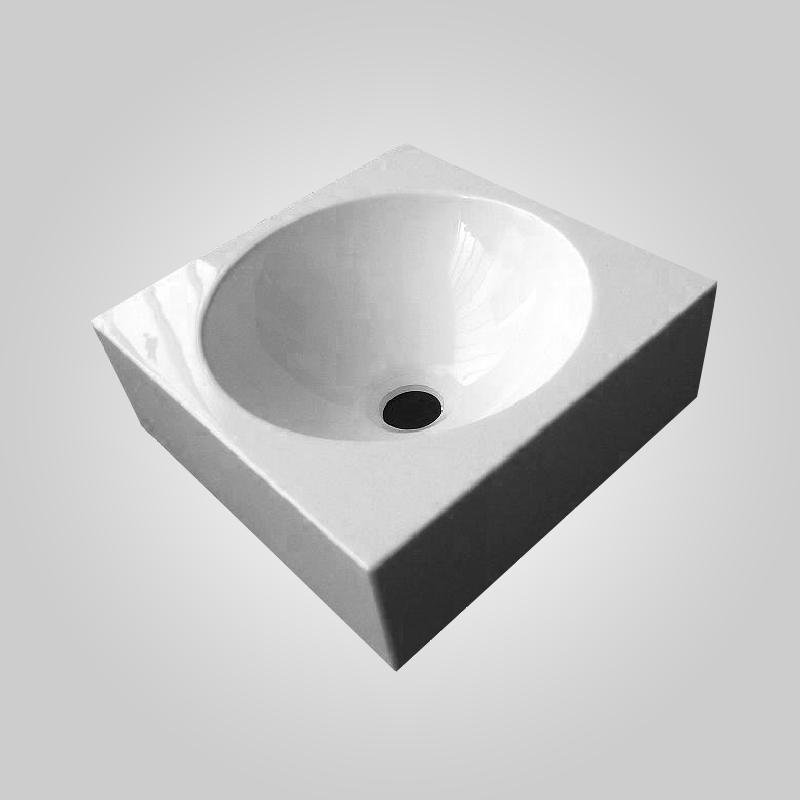 Lave-main carré 300