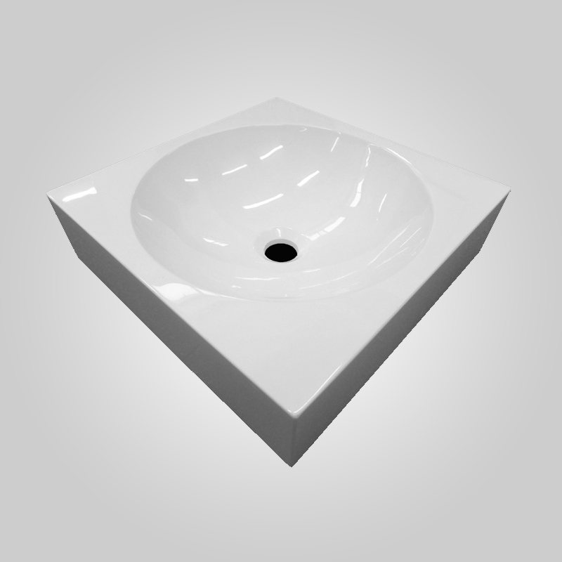 Lave-main carré 400